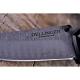 Lovecký zavírací damaškový nůž Dellinger Hunter Snake Wood limited - série pouze 150 ks