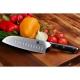 "nůž Santoku Cullens 7"" (180mm) Dellinger German Samurai"