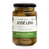 """olivy zelené José Lou Gordal """"Sevillana"""" s peckou 190 g"""