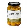 olivy zelené José Lou s peckou na venkovský způsob 190 g