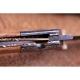 Lovecký zavírací damaškový nůž Dellinger Olive Sentinell