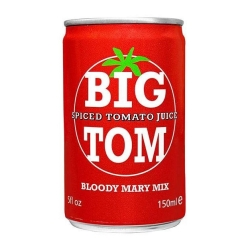 rajčatová šťáva (bloody mary mix) Big Tom150 ml