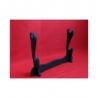 stojan pro meče - dvoupatrový matný, černý