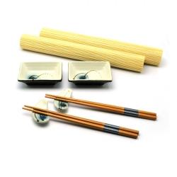 porcelánový servis na SUSHI - Ogava