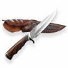 nůž lovecký Dellinger LANZEN VG-10 Damascus