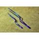 multifunkční zahnutá pinzeta pro kuchaře Dellinger Titan 210 mm