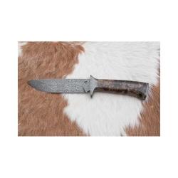 Lovecký nůž, kovář Čurda č.494