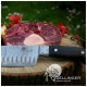 kuchařský nůž Chef Dellinger Capo Damascato Wenge Wood Cullens