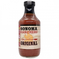 BBQ omáčka SONOMA Ranchers Original 455ml