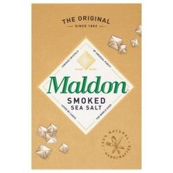 Mořská zauzená vločková sůl MALDON 125g