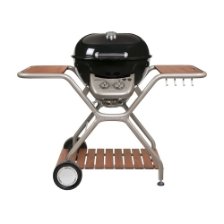 kotlový plynový grill MONTREUX 570 G WOOD Outdoorchef®