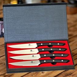 sada 4 steakových nožů Dellinger German Samurai