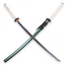 ATSUKA Japanese Sword Yokote T-10 Steel