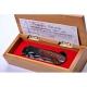 Lovecký zavírací damaškový nůž Dellinger Hunter Snake Wood limited - série pouze 200 ks