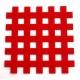 silikonová tepelně odolná protiskluzová podložka ( mřížka ) SUNCRAFT - červená