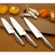 malý nůž Santoku 150mm - Suncraft MOKA, japonský kuchyňský nůž