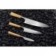 nůž Gyuto / Chef 240 mm Suncraft Senzo Twisted Octagon Damascus