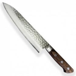 nůž Gyuto (Chef) 240 mm - Hokiyama-Sakon Murakumo Tsuchime
