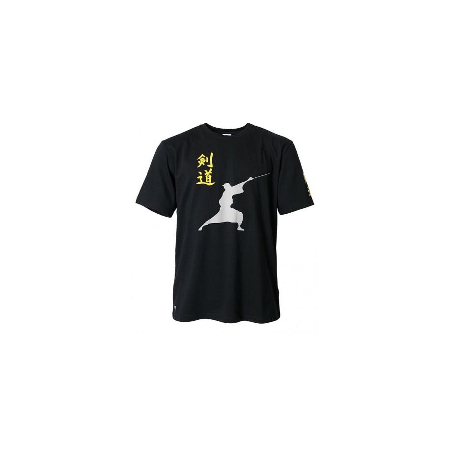 kvalitní triko značky REJOICE s krátkým rukávem Cesta meče typ.II