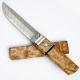 nůž japonský Dellinger NAMI Tanto VG-10 Damascus