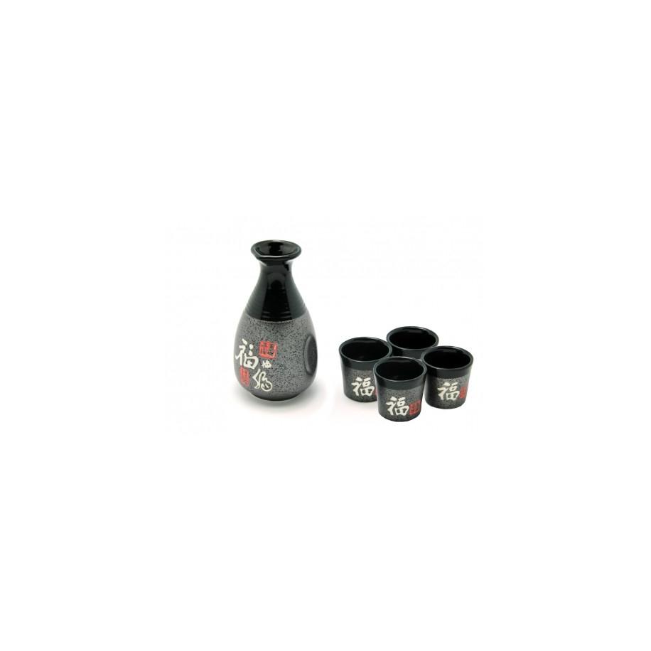 sake set pro 4 osoby - FU series