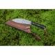 """srbský nůž VG-10 Dellinger Zed One - ve stylu """" Almazan Kitchen"""