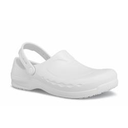 Pracovní obuv Zinc Shoes For Crews pánská i dámská protiskluzová bílá