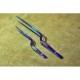 multifunkční zahnutá pinzeta pro kuchaře Dellinger Titan 300 mm