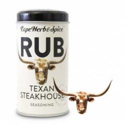 směs koření Rub Texan Steakhouse 100g