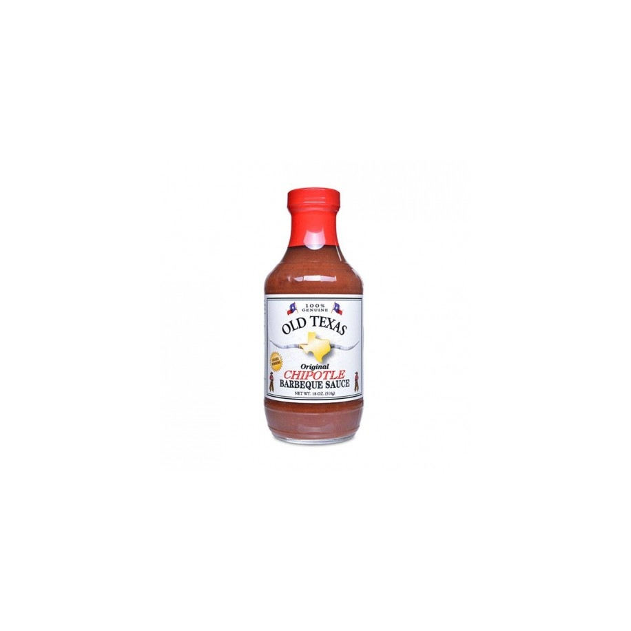 Old Texas BBQ omáčka Chipotle Pepper Sauce 455ml