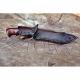 nůž lovecký Dellinger CAZADOR vg-10 Damascus