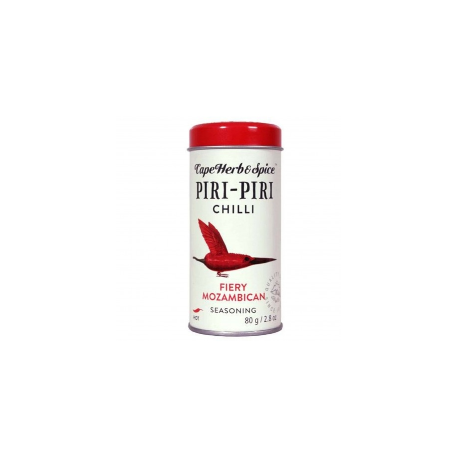 kořenící směs Rub Piri-Piri Chilli 80g