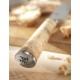 Bread knife- nůž na pečivo 230mm - Miyabi 5000MCD- Birchwood
