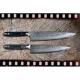 nůž Chef/Gyuto 230 mm Kanetsugu PRO-M Saiun VG-10 Damascus