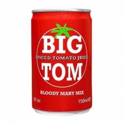 rajčatová šťáva (bloody mary mix) Big Tom150 ml