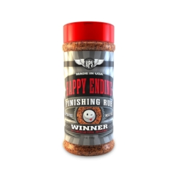 kořenící sůl Big Poppa's HAPPY ENDING BBQ FINISHING RUB 198g
