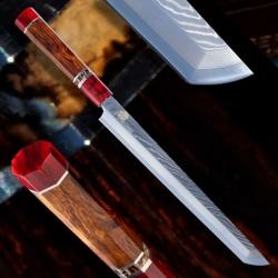 nůž Sakimaru 270 mm - Dellinger Mammut Resin Octagonal SKD11