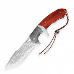 nůž zavírací Dellinger Auslöser VG-10 damascus