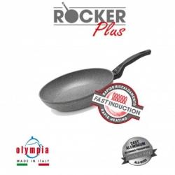 pánev ROCKER PLUS Induction Ø 20 cm z litého hliníku s minerálním kameninovým povrchem