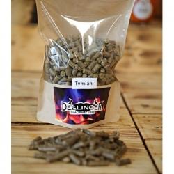 pelety na uzení 100% tymián - 500 g