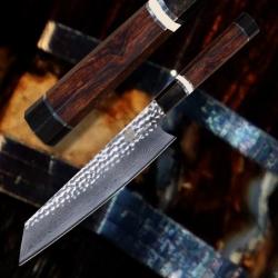Chef / Kiritsuke 220 mm - Dellinger Mammut Octagonal VG10