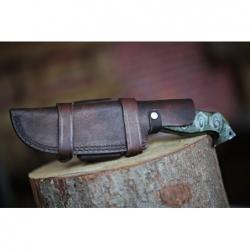 nůž Dellinger D2 Rhino Attack