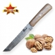 nůž Dellinger Damask Tanto Walnut