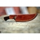 nůž Dellinger Damask Iron Wood