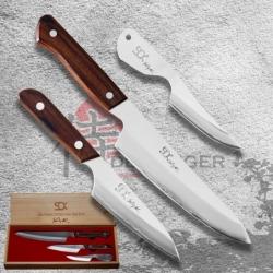 dárková sada 3 nožů SOK japan dream SKD11- Martin Záhumenský