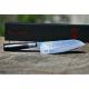 nůž Santoku (167mm) Suncraft Senzo Classic Damascus vg-10