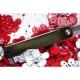 """japonský nůž HIGONOKAMI """"XL"""" full steak - black"""