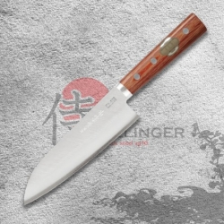 nůž Santoku 165mm Kanetsune Hon-Warikomi 2000-series