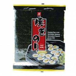 řasa na sushi Yaki Nori 25 g