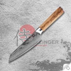 """nůž kuchařský CHEF 6"""" (155mm) SOK Olive Sunshine"""